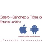 Nueva App de Tu Despacho de Abogados en Alicante